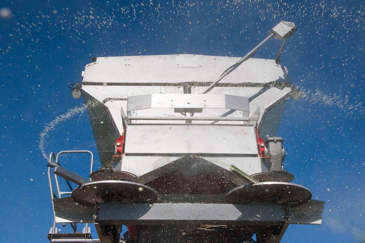 La venta de fertilizantes creció 7% en el último año