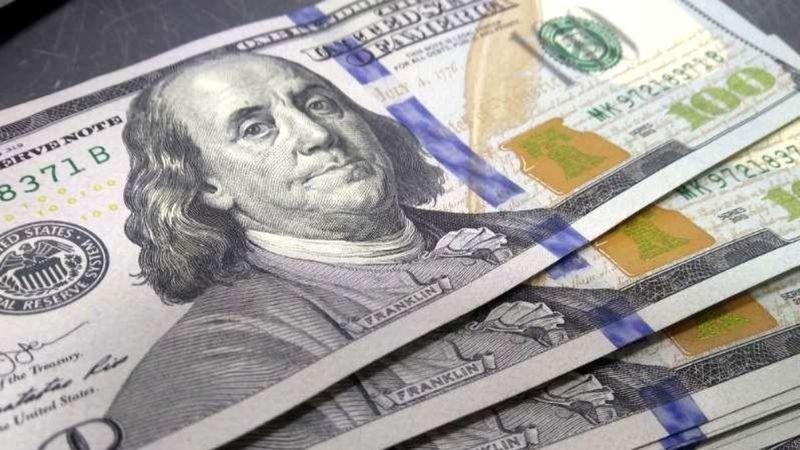 El dólar blue cerró el 2020 a $ 166, con suba anual del 90%