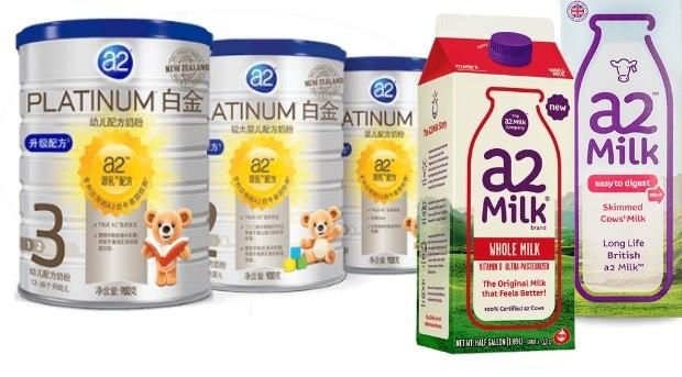 A2 avanza con la compra de la láctea Mataura Valley