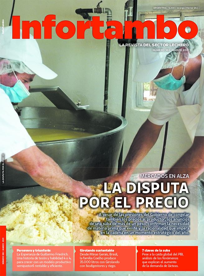 Revista Infortambo 382 Marzo 2021