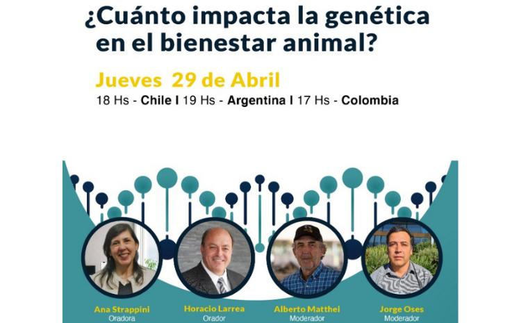 Genética y Bienestar animal
