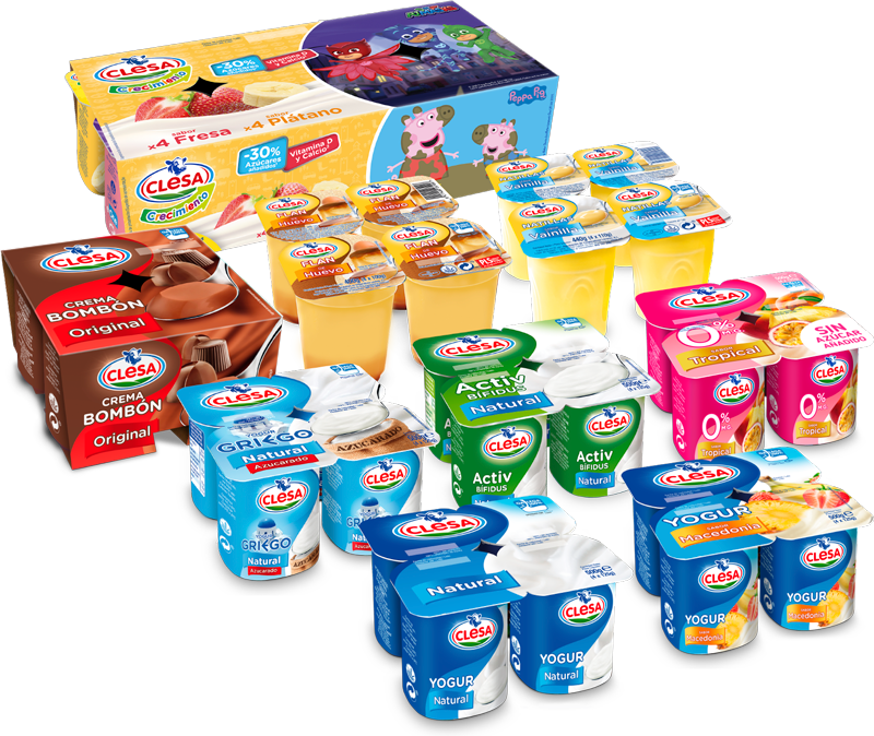 En España, cobra fuerza la venta por kilo de lácteos con valor agregado