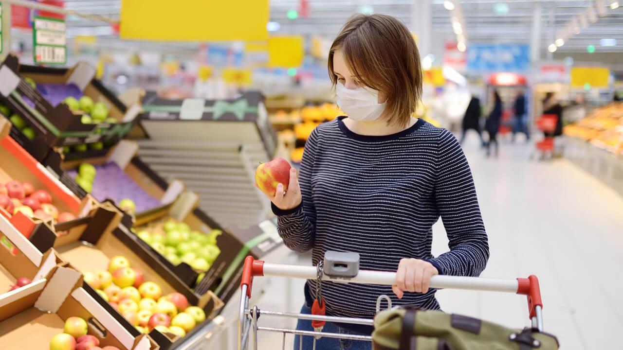 Los precios minoristas en junio '21 aumentaron 3% y anualizado ofrece un incremento del 50%