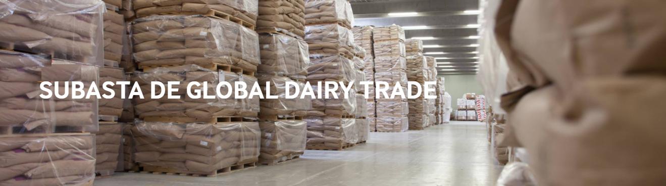 En Nueva Zelanda, se afianza el precio de u$s 4.115 para la tonelada de leche en polvo