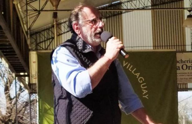 Chemes objetó en Villaguay «los gestos anti-campo» del Gobierno nacional