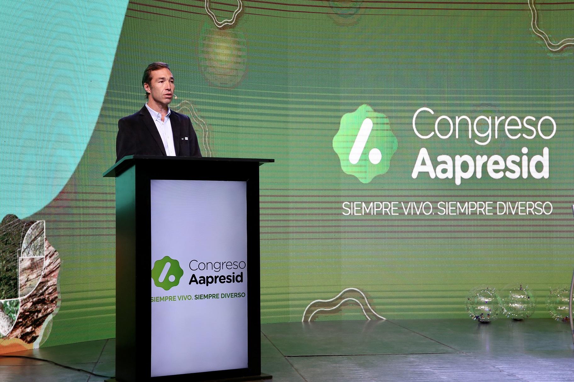 Comenzó Congreso Aapresid 2021: se reclamó por políticas «claras, estables y criteriosas»