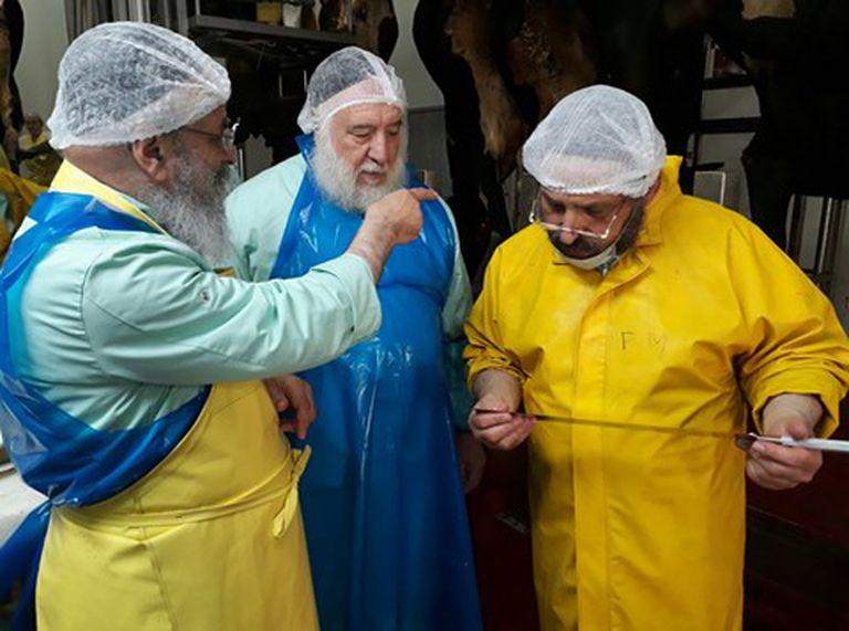 Gobierno liberó exportación de carne vacuna a Israel bajo el rito kosher