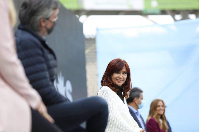 Cristina Kirchner puso el acento en la baja del precio de la carne vacuna