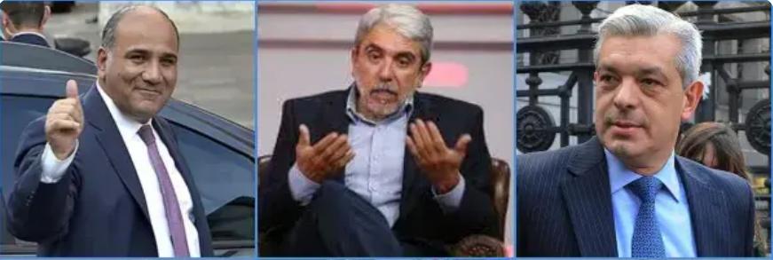 Nuevo Gabinete: Mazur, Jefe de Gabinete; Aníbal, en Seguridad; y Julián Domínguez, vuelve a Agricultura