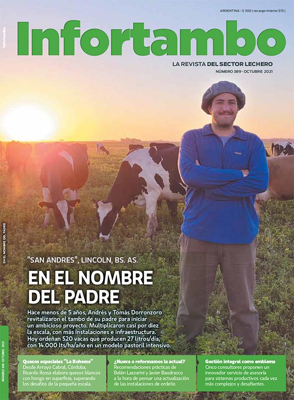 Revista Infortambo 389 octubre 2021