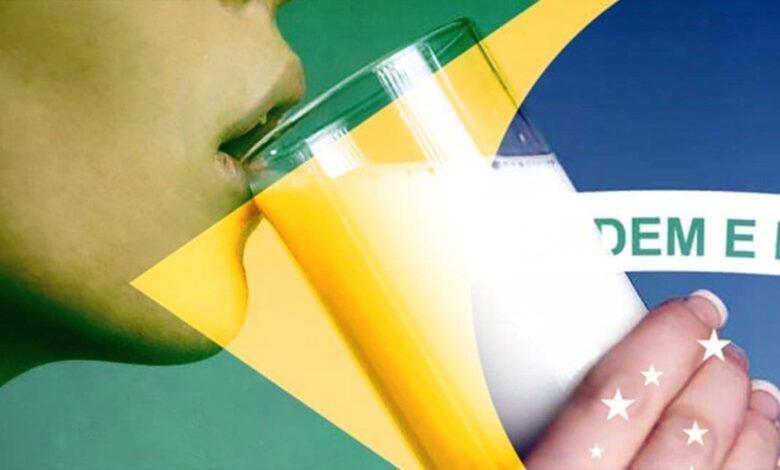 En Brasil, la producción de leche creció 1,5% en el 2020